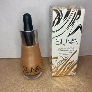 SUVA Beauty liquid Crome color Trust Fund.